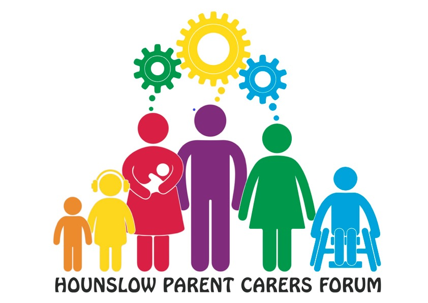 link to Hounslow Parent Carers Forum website